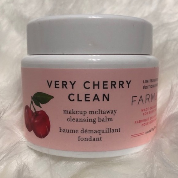 Farmacy Very Cherry Cleansing Balm